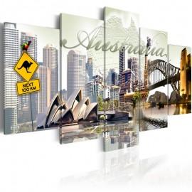 Cuadro - Welcome to Australia!