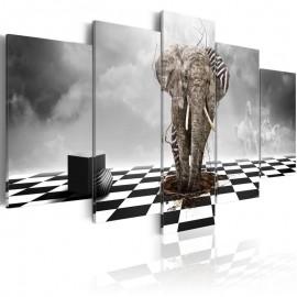 Cuadro - Escapada de África