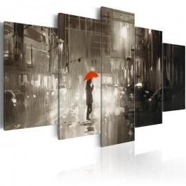 Cuadro - Rain City