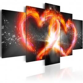Quadro - Flame of love