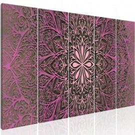 Cuadro - Pink Mandala