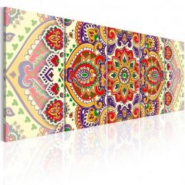 Cuadro - Colourful Ornament