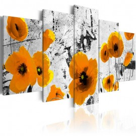 Quadro - Poppies in the royal color