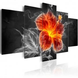 Cuadro - Smoky flower