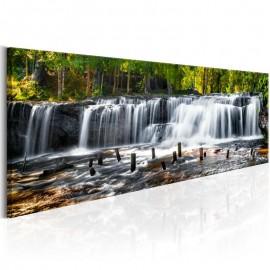 Quadro - Fairytale Waterfall