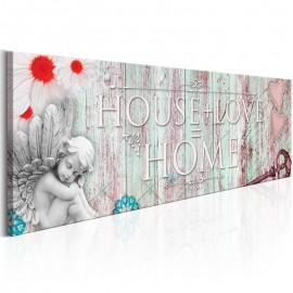 Cuadro - Home: House + Love
