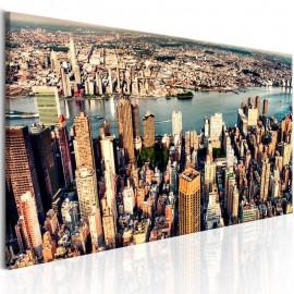 Cuadro - Panorama of New York