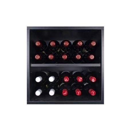 Botellero moderno 20 botellas