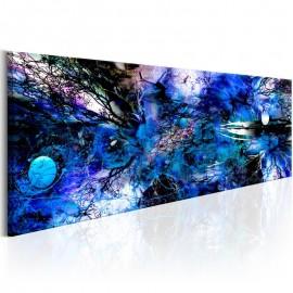 Quadro - Blue Artistic Chaos