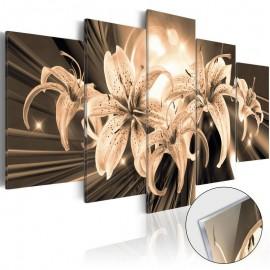 Quadro acrílico - Bouquet of Memories [Glass]