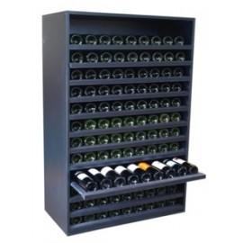Botellero MERLOT super 108 botellas
