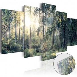 Quadro acrílico - Fairytale Landscape [Glass]