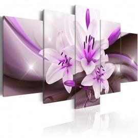 Quadro - Violet Desert Lily
