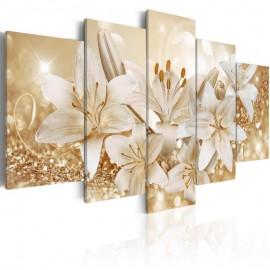 Quadro - Golden Bouquet