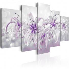 Cuadro - Purple Graces