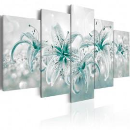 Cuadro - Sapphire Lilies