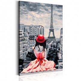 Quadro - Romantic Paris