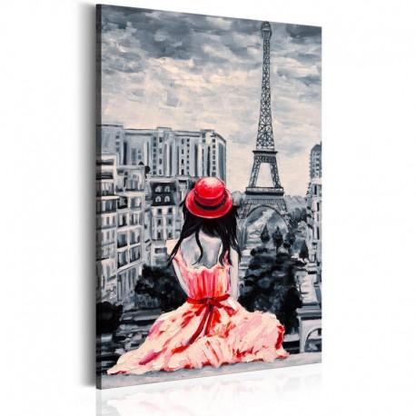 Cuadro - Romantic Paris