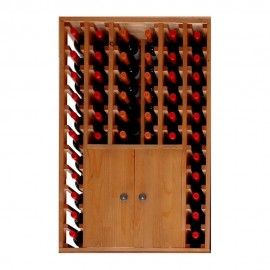 Botellero GODELLO Cacabelos 46 botellas