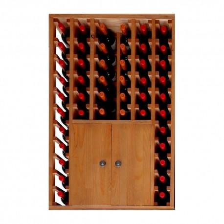 Botellero GODELLO Cacabelo 46 botellas