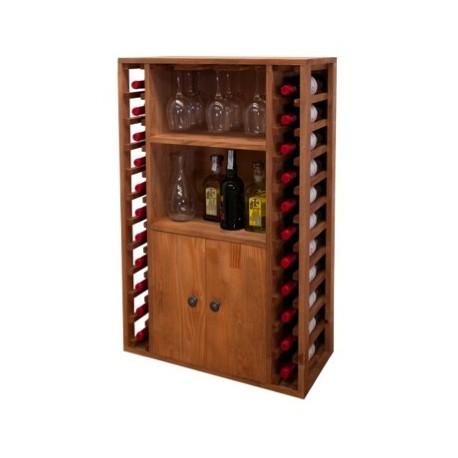 Botellero GODELLO Corullon 22 botellas