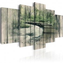 Cuadro - The River of Secrets