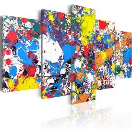 Cuadro - Colourful Imagination