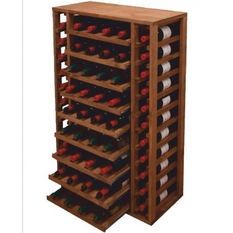 Botellero GODELLO Arganza 58 botellas