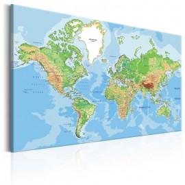 Cuadro - Explore the World!