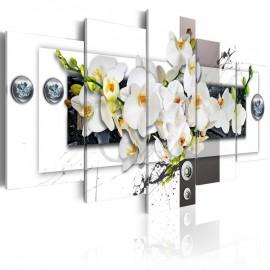 Quadro - Mechanical Orchid