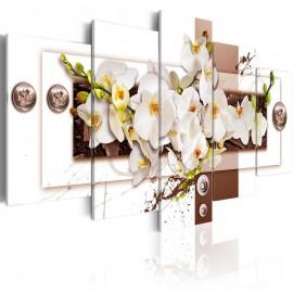 Quadro - Flowery Installation