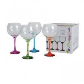Copa de cristal Ambassador colores