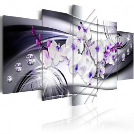 Quadro - Coolness of Orchid