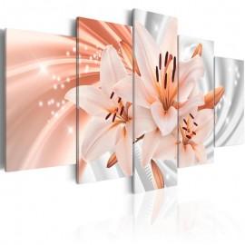 Cuadro - Coral Lilies