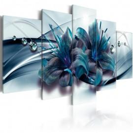 Cuadro - Blue Lily