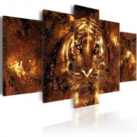 Quadro - Golden Tiger