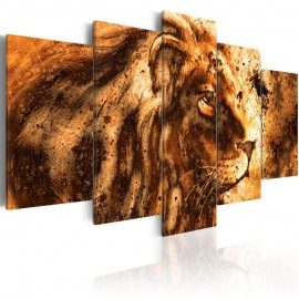 Cuadro - Beautiful Lion