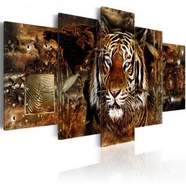 Cuadro - Golden Jungle