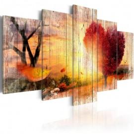 Quadro - Autumnal Love