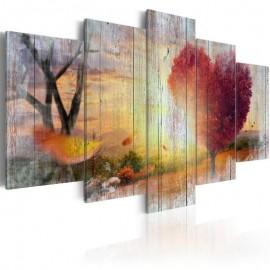 Quadro - Lovers' Autumn
