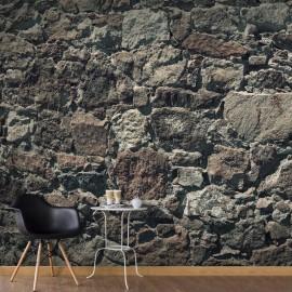 Papel de parede autocolante - Stony Curtain II