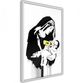 Póster - Banksy: Toxic Mary