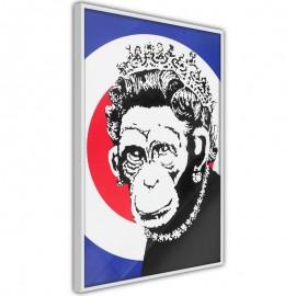 Póster - Banksy: Monkey Queen