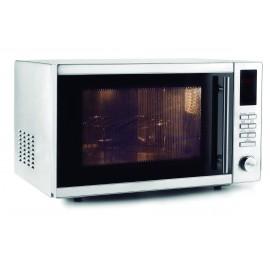 Microondas profesional con plato giratorio 31,5cm, 25 ltrs. y grill de Lacor