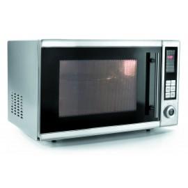 Microondas profesional con plato giratorio 31,5cm, 30 ltrs. y grill de Lacor
