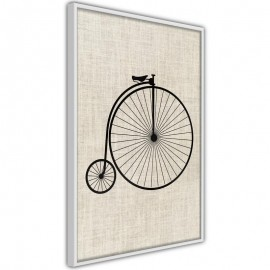 Póster - Penny-Farthing