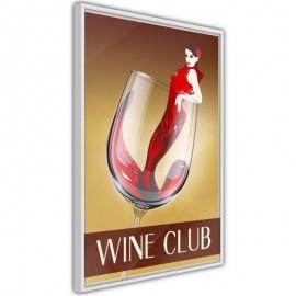 Pôster - Woman is Like a Wine