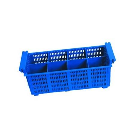 Cesta 8 compartimentos para cubiertos de Lacor