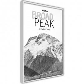 Póster - Peaks of the World: Broad Peak