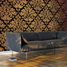 Papel de parede autocolante - Golden Baroque